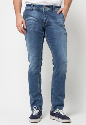 Lois Jeans blue Long Pant Denim LO391AA35VKQID_1