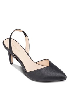 Sling Back Heel Pumps