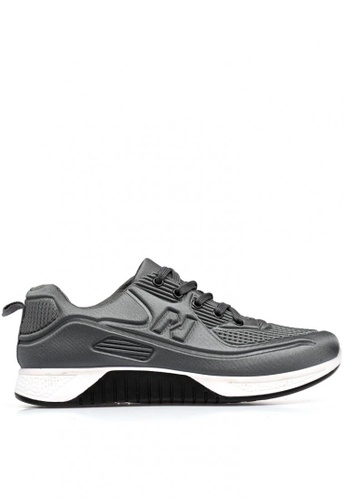New York Sneakers grey Sander G5 Men's Rubber Shoes E9F7FSHBF0EDBBGS_1