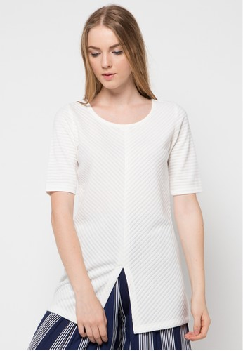 WHITEMODE white Ariella Blouse WH193AA39UOIID_1