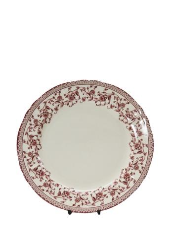 "Claytan Aster Pink - 10.2"" Dinner Plate A3B2BHL8140289GS_1"