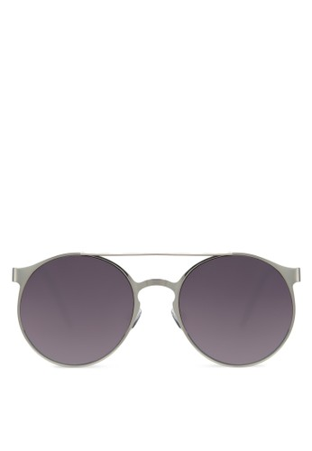 Agriadda 圓框太陽esprit台灣門市眼鏡, 飾品配件, 大框