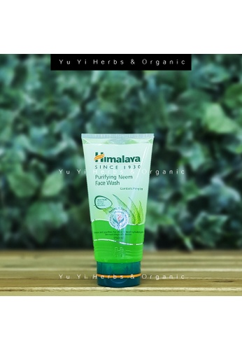 Andes Haven 【Himalaya】Purifying Neem Face Wash - 150ml FE9C2BE33C7105GS_1