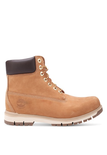 Timberland brown Radford 6 Inch Waterproof Boots TI063SH0SB96MY_1