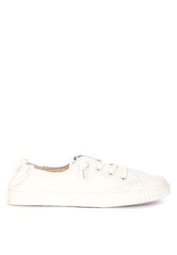 Tretorn white Meg Sneakers FBE62SHCA9B335GS_1