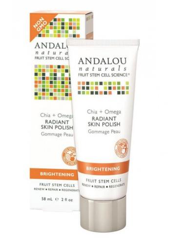 Andalou Naturals Chia + Omega Radiant Skin Polish AN136BE75OXGSG_1