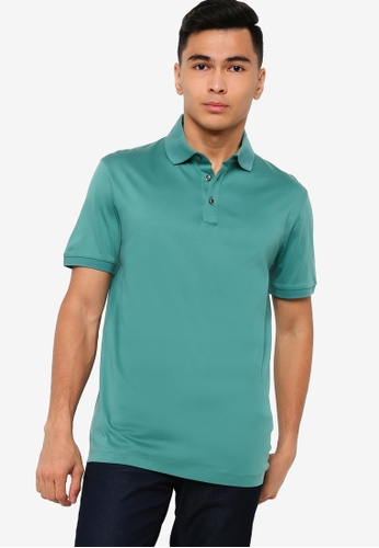 BOSS 綠色 T-Perry 14 Polo Shirt F01DDAABFCF0D3GS_1