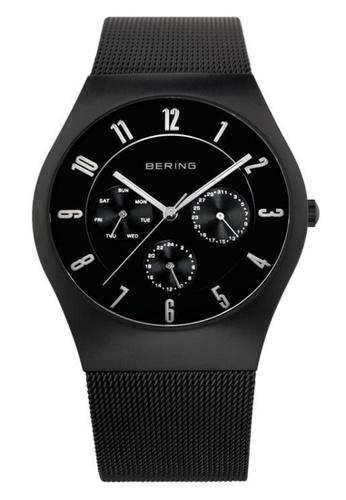 Bering black Titanium 11937-402 Black 36 mm Men's Watch 655DAAC0F257D0GS_1