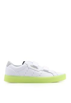 quality design b7e50 37d42 adidas white adidas originals adidas sleek s w ECA9FSH02B9D49GS1