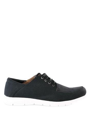 Sogno black Sepatu Sneakers Casual - GHS 02 869F2SH53D2246GS_1