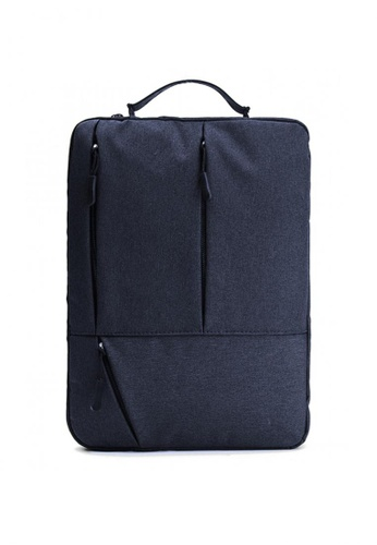 Fashion by Latest Gadget blue Portable 13 inch Laptop Sleeve Oxford Laptop Bag FA499AC0K5YKPH_1