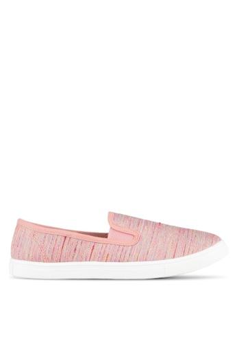 Rubi pink Hazel Slip On Sneakers RU506SH0SF7NMY_1