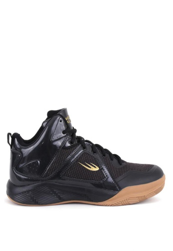 World Balance black Rain Maker Mens Basketball Shoes E8DA0SHCDB8947GS_1