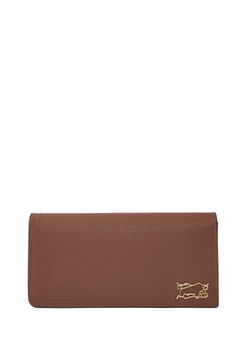 Braun Buffel brown Thonet 2 Fold Long Wallet with Zip Compartment D5CCCAC348F32DGS_1