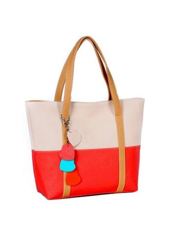 TCWK orange Ladies Handbag TC258AC51OLGMY_1