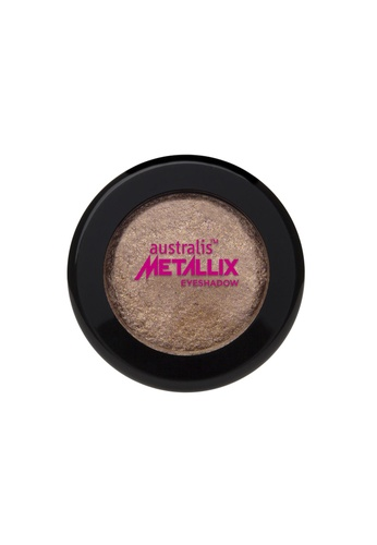 Australis gold Metallix Eyeshadow - Gold Gaga AU782BE77DCSSG_1