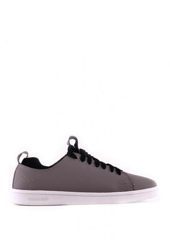 World Balance grey Orton MS Sneakers 506F6SH335A411GS_1