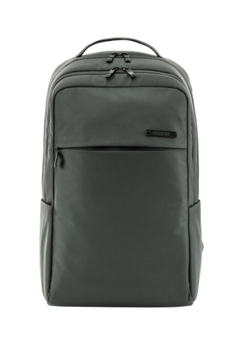 American Tourister grey American Tourister Scholar Backpack 02 34186AC285C2FFGS_1