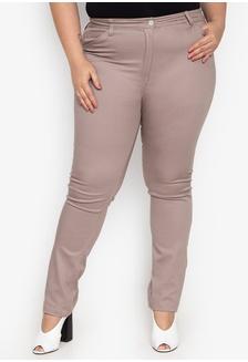 d8228997a8a Jacey Plus Size Pants 8550FAAA71808FGS 1