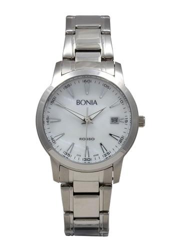 Bonia silver Bonia Jam Tangan Wanita - Silver - Stainless Steel - BNB10100-2352 D3C23AC77E3047GS_1