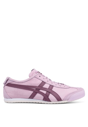 Onitsuka Tiger pink Mexico 66 Shoes DB411SH0D139C0GS_1