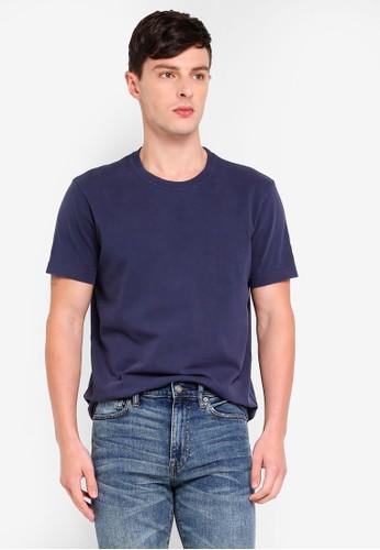 J.Crew navy Men's Original T-Shirt 95361AAB7264A7GS_1