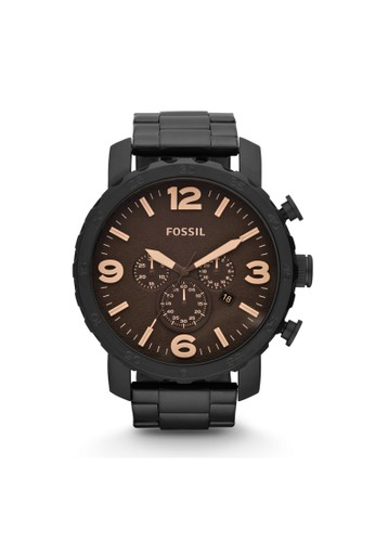 Fossil NATzalora 泳衣E時尚型男錶 JR1356, 錶類, 時尚型