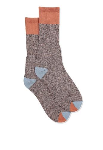 Cotton on black Single Pack Active Socks 59D77AAD380300GS_1