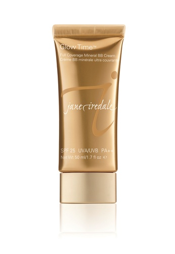 Jane Iredale brown Glow Time Full Coverage Mineral Bb Cream- Bb11 JA379BE02NOBSG_1