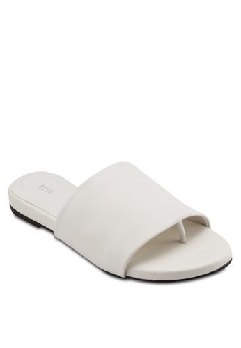 休閒esprit台灣outlet寬帶拖鞋涼鞋, 女鞋, 懶人鞋