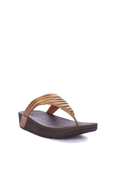 b57ce5ead5 Fitflop Lottie Padded Toe Post Sandals Php 4,290.00. Sizes 5 6 7 8 9