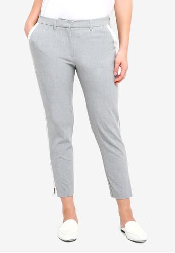 ESPRIT grey Woven Regular Pants E365CAAD42D3BEGS_1