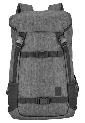 Nixon grey Nixon - Landlock Backpack SE ll - Charcoal Heather (C2817168)  52C40ACBD4616CGS 1 97d46c3fad61