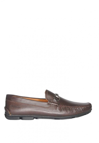 Sebago brown Hugo Bit Driving Shoes SE328SH0JJ2RPH_1