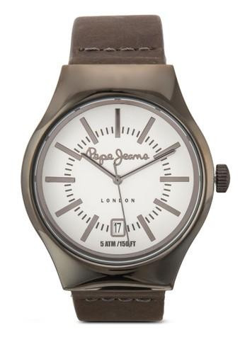 R2351113003 Joey 皮革zalora 男鞋 評價男性圓錶, 錶類, 飾品配件