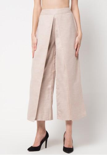 Sophistix Gae Pants In Light Brown