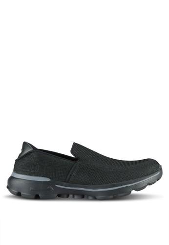 UniqTee black Lighweight Breathable Mesh Sport Shoes UN097SH0RS4EMY_1