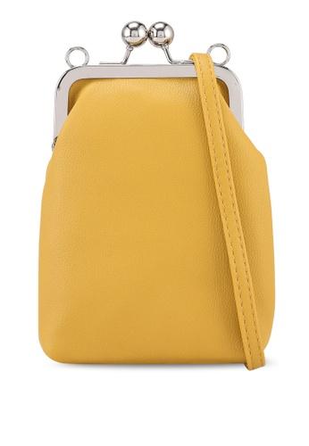 Keddo yellow Rosa Sling Bag 6EF0FAC7E620EEGS_1
