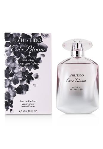 Shiseido SHISEIDO - Ever Bloom Eau De Parfum Spray (Sakura Art Edition) 50ml/1.7oz CD938BE623A6C0GS_1