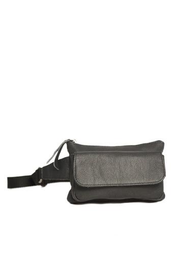 Costal Leather Bags black Austin Leather Belt Bag B6C42AC04DA295GS_1