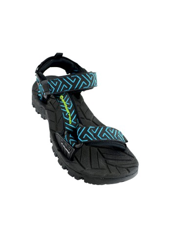 OUTDOOR FOOTWEAR navy Outdoor Sigma Navy Sandal Gunung OU533SH48EVBID_1