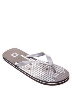 Men's Regular Printed Flip-Flops