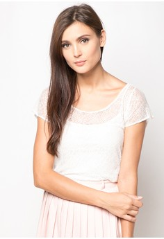 Diana Lace Top