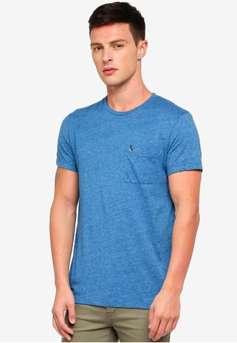 Jack Wills blue Ayleford T-Shirt 474B5AAC1E585FGS_1