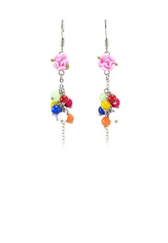 Glamorousky multi Trendy Earrings D4B03ACC0EA84EGS_1