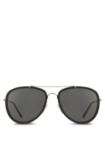 皮革飛行員太陽眼鏡, 飾品esprit鞋子配件, 飾品配件