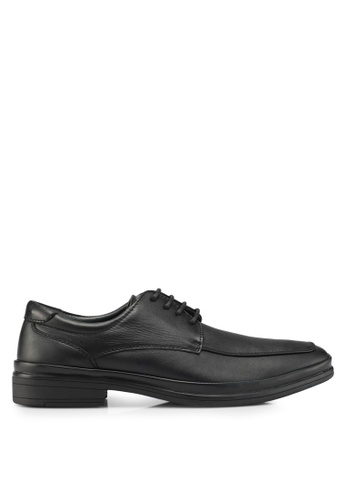 Bata black Lace Up Derbies 8702BSHC362576GS_1