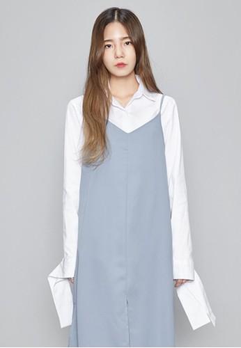 時尚亮點袖襯衫, 服飾esprit home 台灣, 上衣