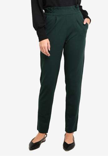 JACQUELINE DE YONG green Bella Pants 76288AA56BE4C1GS_1