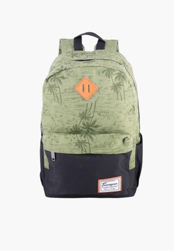 TRANSGEAR green 243 Backpack D1986AC3F59CFCGS_1